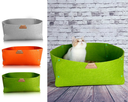2 IN 1 Nature Pet Bed - copy
